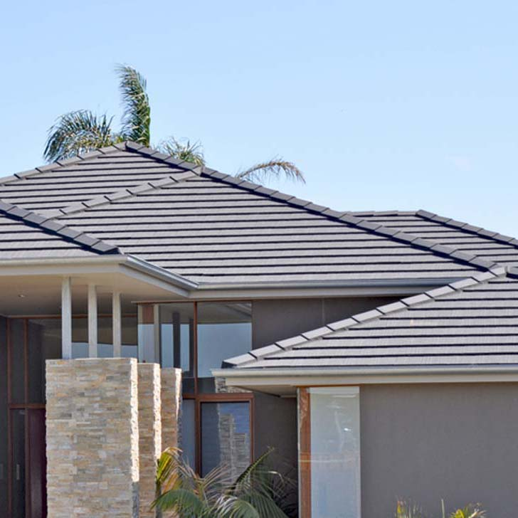 Roof tiles ehomebuilder for Flat tile roof