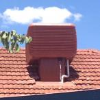 Ducted Evaporative Cooling